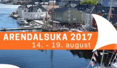 Reklame for Arendalsuka 2017